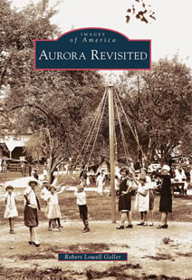 Aurora Revisited by Robert Lowell Goller