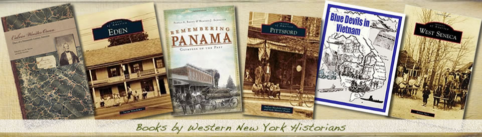 Books by Western New York Historians