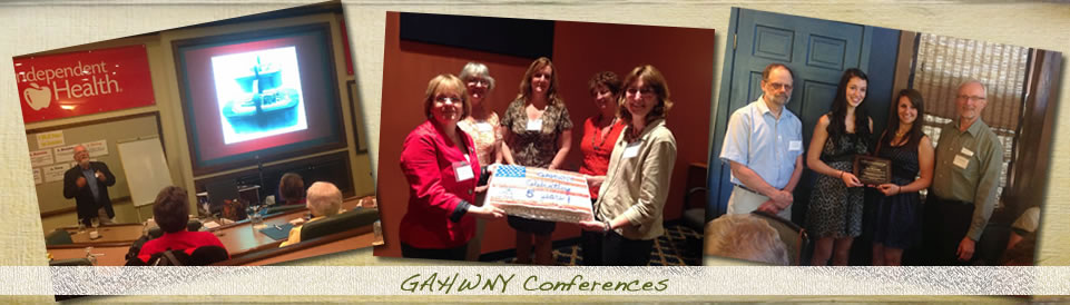 GAHWNY Conferences